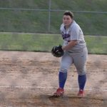 Softball finding their groove
