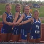 Girls Track Sectional
