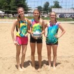 Sand Volleyball Tourney a success