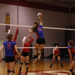 Stars Win First Conference Match Up