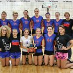 JV & Varsity Volleyball Win the Bishop's Invite Championship