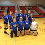 JV Wins Sagamore Conference Tourney Title