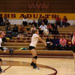 Volleyball Falls to McCutcheon