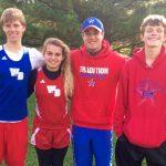Goglia, Klink, & Martin Advance to Regionals