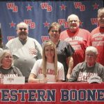Neff headed south to play for Union University
