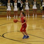 WeBo girls place fifth at tournament
