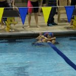 Girls swim conference results