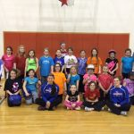 Softball clinic a great success