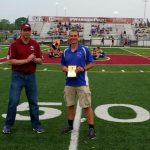 Sectional Track; Riggins wins award