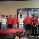 Golf gets 2nd; Three named 1st team