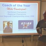 Vanderpool named Webo Coach of the Year