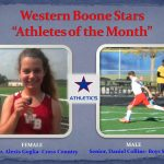Student Athlete of the Month- August