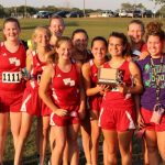 Girls' Team, Goglia, and Martin Win at Tiger Cross Country Invitational