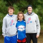 Goglia and Martin Advance to Cross Country Semi-State