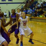 Lady Stars tie record in blowout of Tri-West