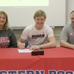 WeBo's McMann signs with Wabash