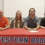 Bye Signs with Ohio Northern University