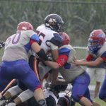 Defense shines as WeBo stuns Harrison