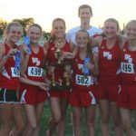 Cross Country: Lady Stars Win Landes Invite