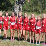 Lady Stars CC 2nd at Terre Haute