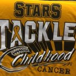 Stars fight childhood cancer