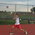 Western Boone High School Boys Varsity Tennis beat Lafayette Central Catholic High School  5-0