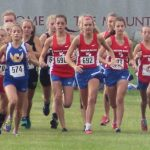 Girls CC Finishes in Close 2nd at Conference; 3 Runners Earn 1st Team All-Conference