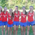 Girls CC Team and 2 Boys Advance to Regionals; Florey Sets School Record