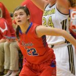 Lady Stars cruise past Athenians in SAC match-up
