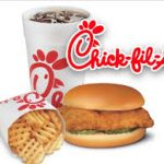 Chick-fil-A tomorrow night