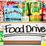 Food Drive Saturday at LN