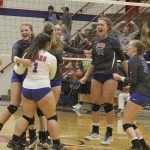 Volleyball Earns Conference Win Against Danville