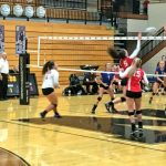 Varsity Volleyball 3-1 In Noblesville Invite