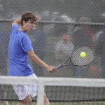 Boy's Tennis Fall To LCC