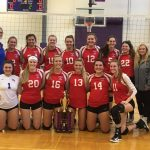 Webo Volleyball Crowned at Ben Davis