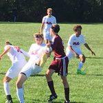 Boy's Soccer Competes in Covington Invite