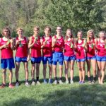 Cross Country Makes History:  Both Boys and Girls Teams Qualify for Regionals