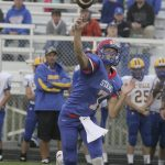 Stars stun Blue Devils with last-minute touchdown