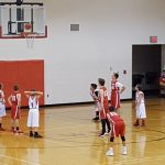 6th Grade Boy's Basketball Earns First Victory of the Season