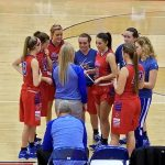 Girl's Basketball Downed by the Quakers