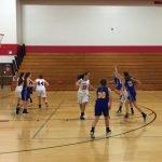 JV Girl's Basketball Finishes 3rd in Sugar Creek Classic