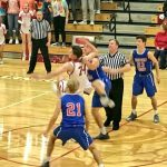 Boy's Basketball Sweeps Hornets
