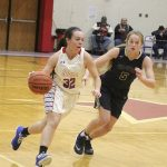 Lady Stars can't dig out of hole against Bruins