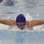Stars Swim Teams Split at Frankfort