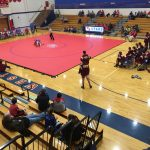 Stars Wrestling Competes Against Scecina