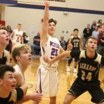 Hendrix free throws sink Tigers in rivalry game
