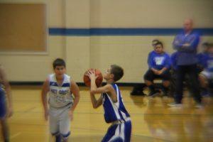 7th Grade Boy's Basketball