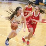 Girls Basketball Tops the Mounties