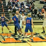 Stars Basketball Outmatched By Raiders