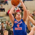 Stars basketball swept by Shamrocks